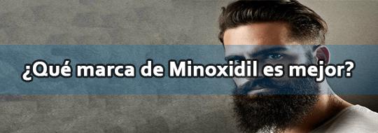 Uso del Minoxidil