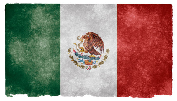 Mexican Flag Photo Credit: Nicholas Raymond