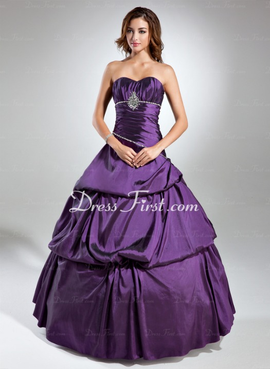 Quinceanera Dress DressFirst.com
