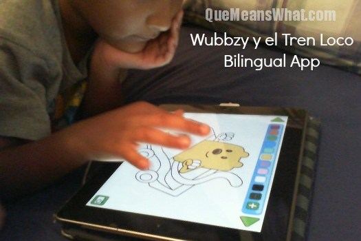Wubbzy Tren Loco App