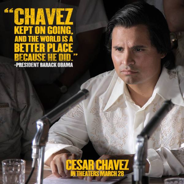 cesar chavez movie facebook page
