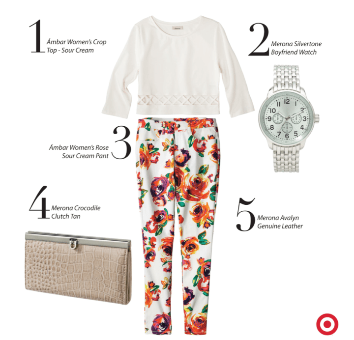 Target Ambar Florals Que Means What