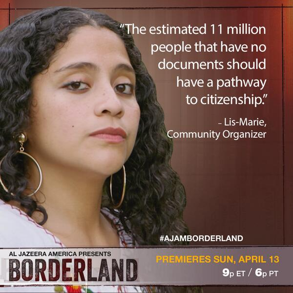Borderland TV Show