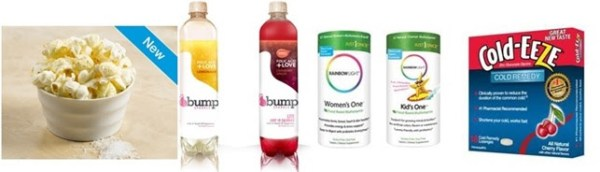 healthy products fall 2014