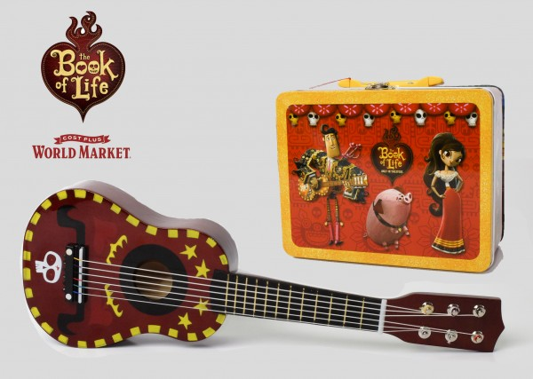 Book of Life Movie Prize Pack