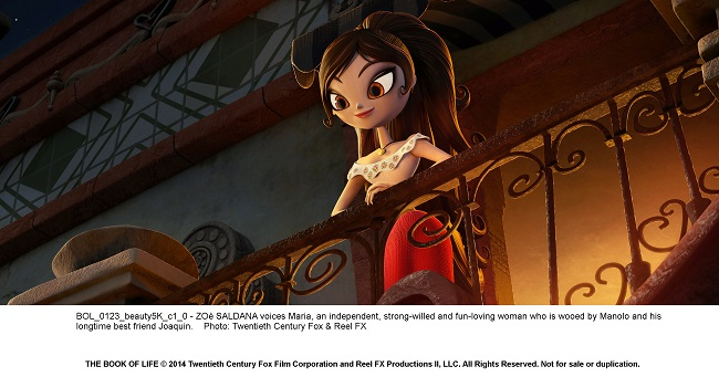 What 39 S Up With Mexicans And Death Book Of Life Movie Review