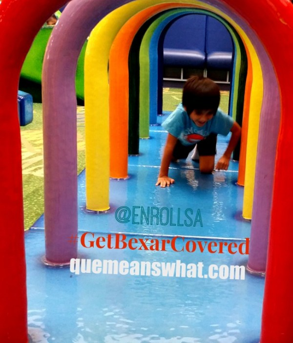 Get Bexar Covered - EnrollSA Campaign