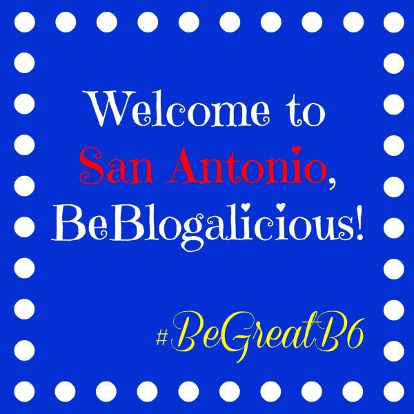 Welcome to San Antonio BeBlogalicious