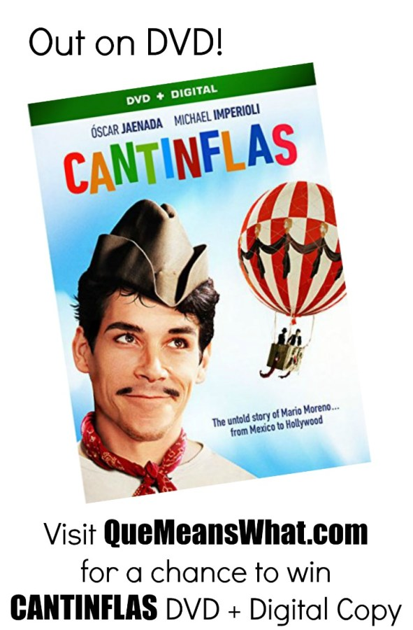 CANTINFLAS on DVD QueMeansWhat.com
