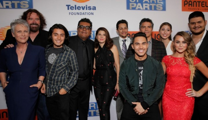 "Los Angeles Premiere of Pantelion Films' ""Spare Parts"""