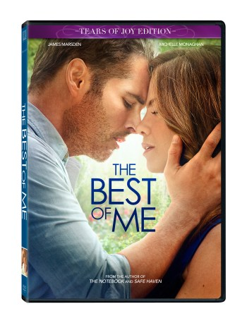 The Best of Me Blu-Ray DVD QueMeansWhat.com