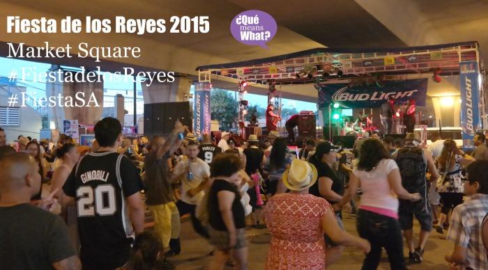 Gateway Stage Fiesta de los Reyes 2015  Market Square  #Under FiestadelosReyes #FiestaSA @QueMeansWhat