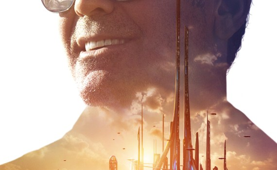 TOMORROWLAND Movie Poster QueMeansWhat.com