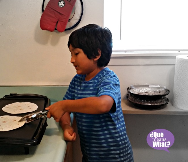 Summer Fire Safety and Cooking with Kids