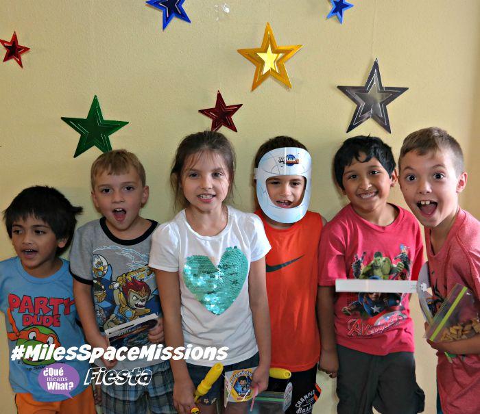 Blastastic Fun at #MilesSpaceMissions - QueMeansWhat.com