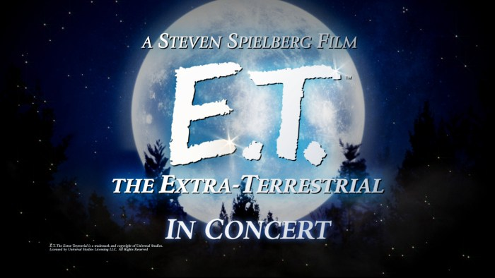 ET in Concert SA Symphony