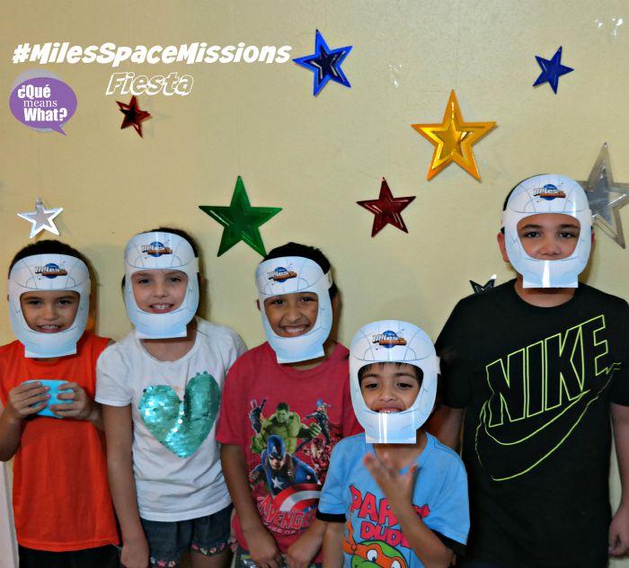 Blastastic Fun at #MilesSpaceMissions Fiesta - QueMeansWhat.com