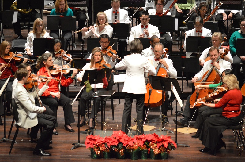 San Antonio Symphony Holiday Pops - Photo courtesy of Paul Salazar