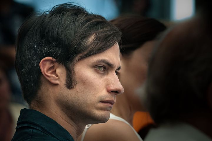 Gael García Bernal Photo Credit: Flickr by User: russavia