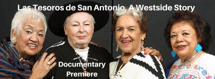 Las Tesoros de San Antonio, A Westside Story (1)