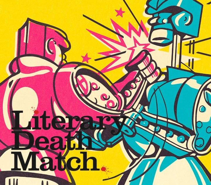 Literary Death Match 2016 - San Antonio Book Festival