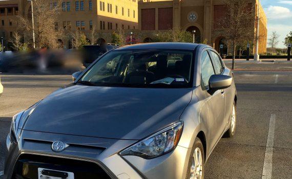 Toyota Scion iA Sedan