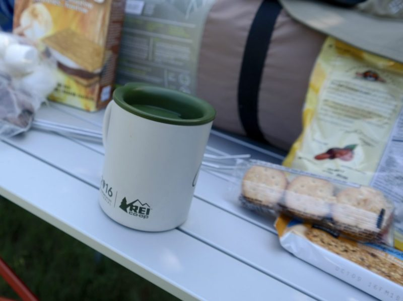 Make Camp Outdoors with Mi Familia - Coffee Cup