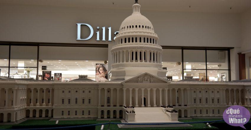U.S. Capitol Building LEGO Americana Roadshow