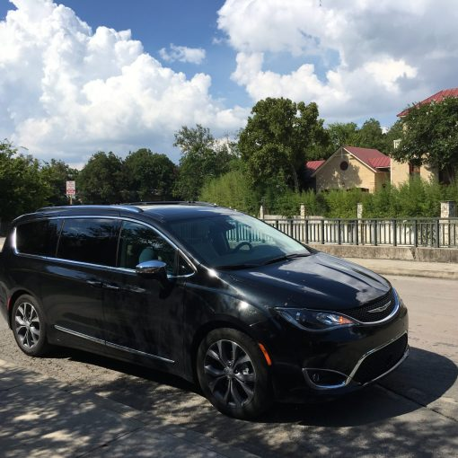 Chrysler Pacifica Review