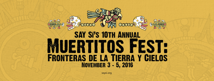 SAY Sí's Muertitos Fest
