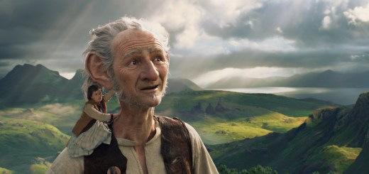 THE BFG - © Disney, All Rights Reserved, Disney Entertainment