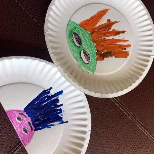 Trolls-Melted-Crayon-Craft-QueMeansWhat.com
