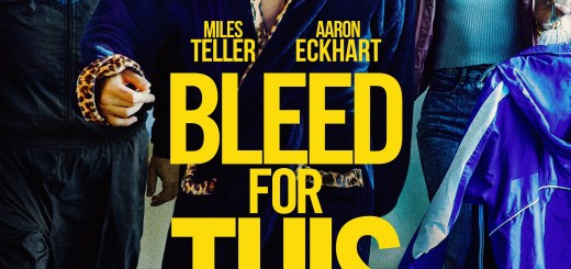 Bleed for This Movie Poster - Movie Review on QueMeansWhat.com