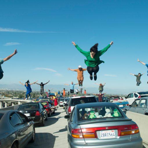 The cast of La La Land - Photo Credit Dale Robinette