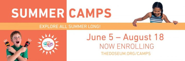 STEM Summer Camps at The DoSeum