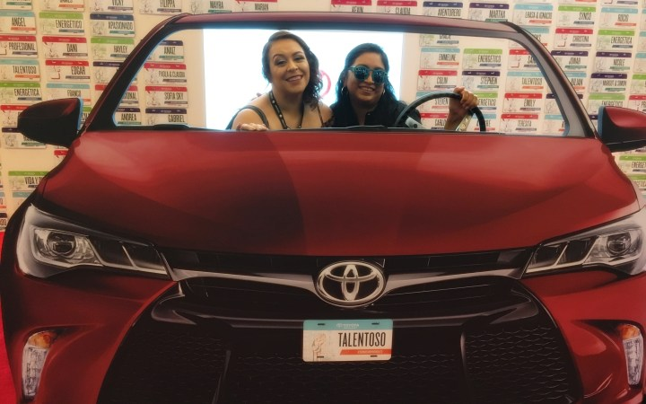 Toyota Somos Imparables Event at Hispanicize
