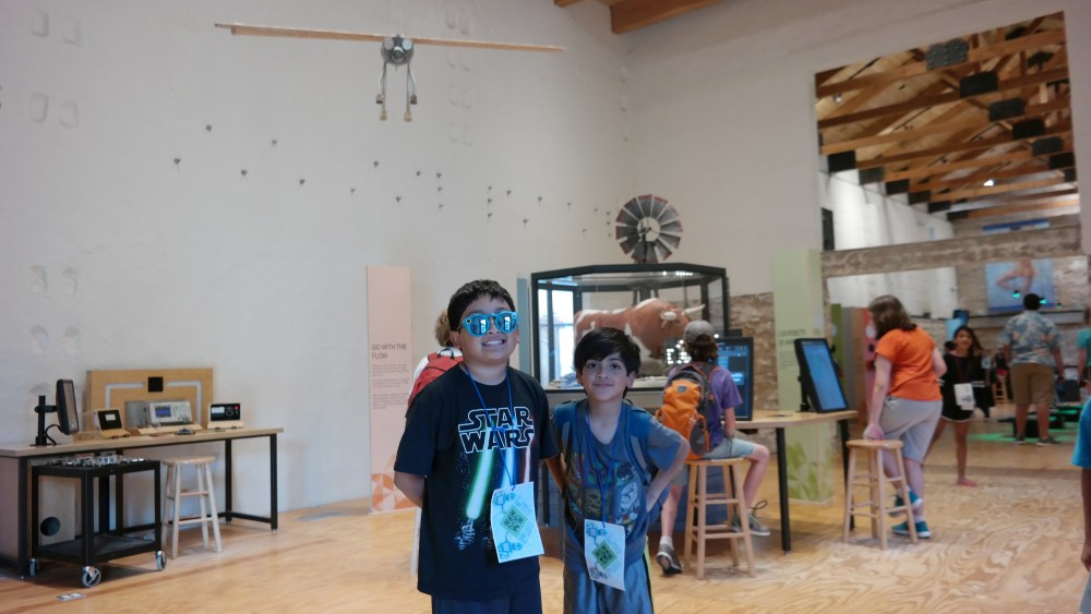 Fun at the Science Mill in Texas - QueMeansWhat.com
