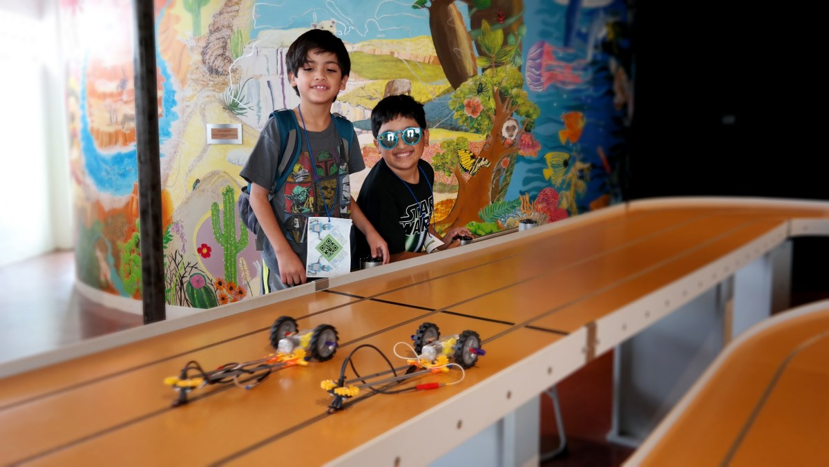 Make the Drive for Summer Fun at the Science Mill in Johnson City, TX