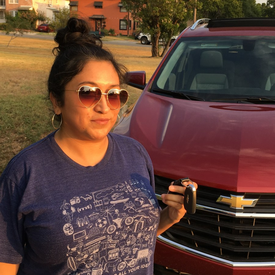 Road Trip Adventures with Chevy Equinox - QueMeansWhat.com