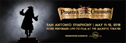 SA Symphony Pirates of the Caribbean