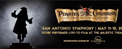 SA Symphony Pirates of the Caribbean