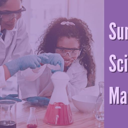 Summer Science Madness - 4 Home Science Experiments for Your Family