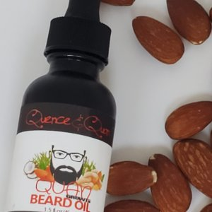 Quan Beard Maintenance + Growth Oil