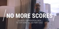No More Scores: Quench stops using the 100 point scale