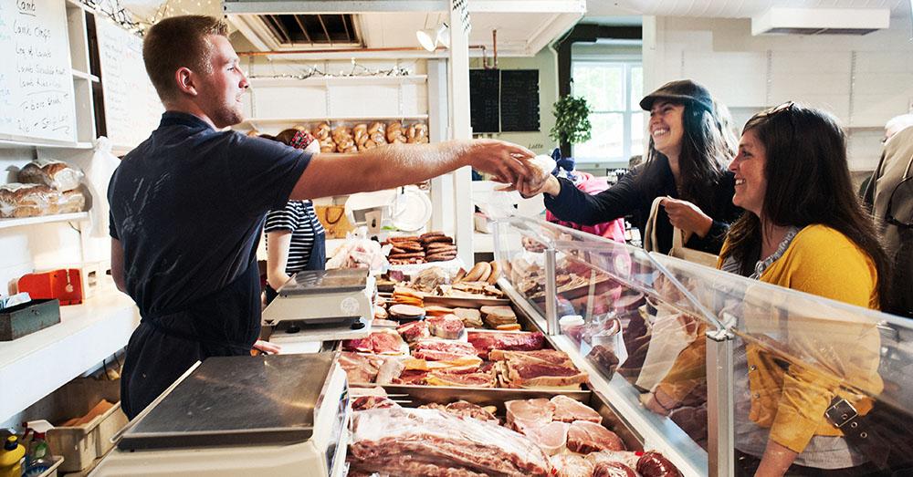 Boyce Farmers Market Meats