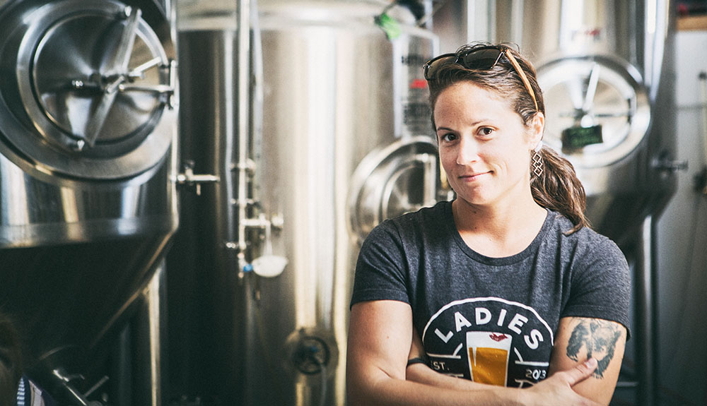 Alicia Macdonald Brewmaster Port Rexton Brewing