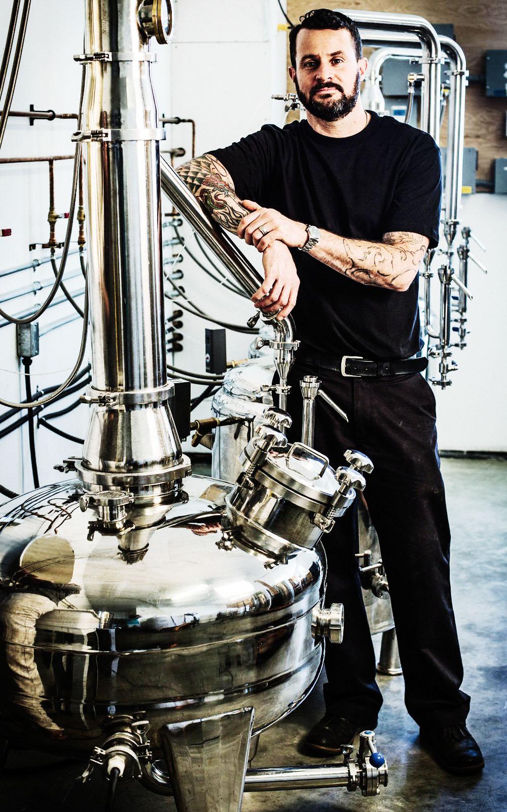 British Columbia distilleries: Sheringham Distillery