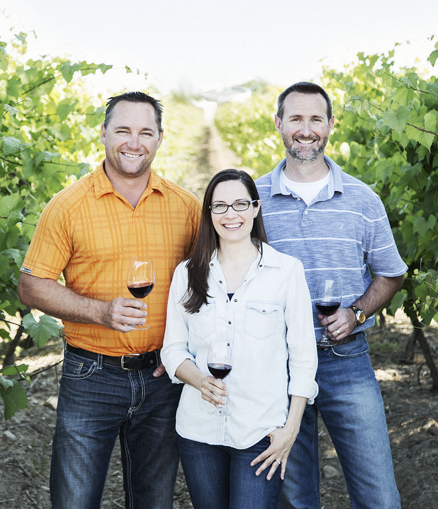 Lakeview Wine Co. Winemaking Team