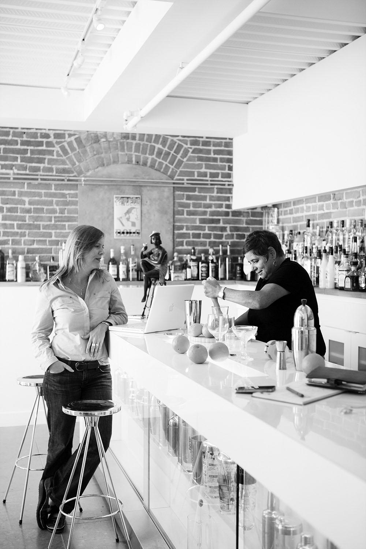 Bartender The Martini Club