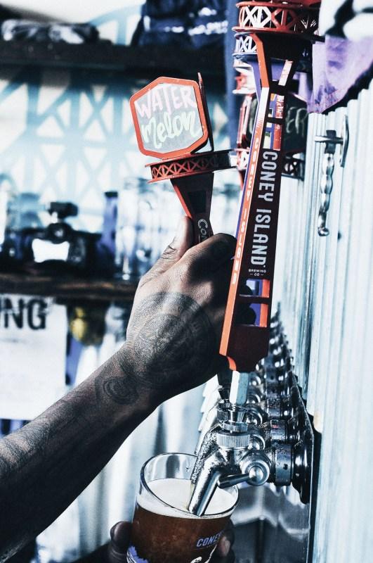 Coney Island tap
